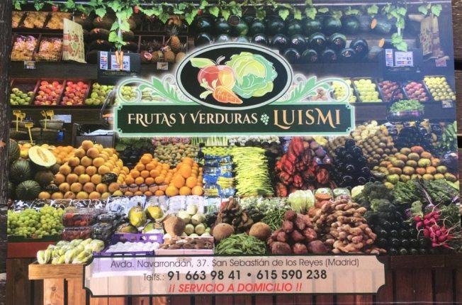Logo Frutas Luismi