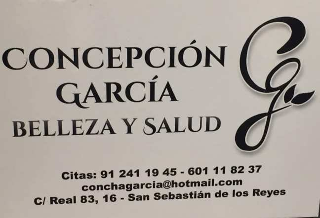 Logo Concha Garcia