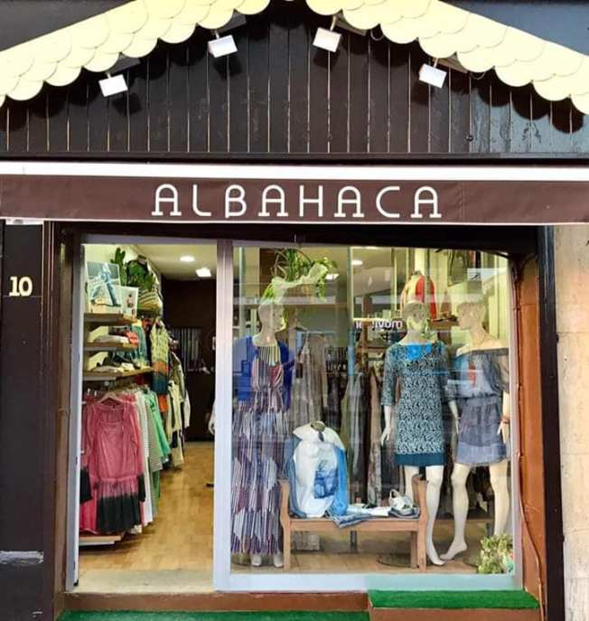 Logo albahaca