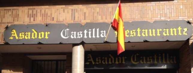 Logo Asador Castilla