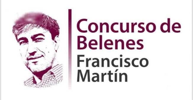 Logo Concurso belenes Francisco Martin