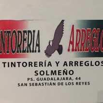 Logo Tintorería Solmeño
